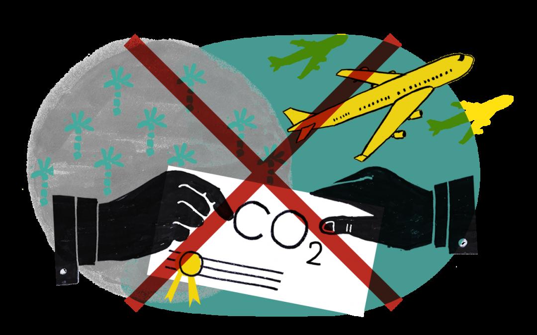 La compensation carbone : le retour du commerce des indulgences ?