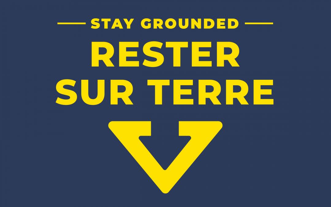 Salon du Bourget : face à l'urgence climatique, gardons les pieds sur terre!